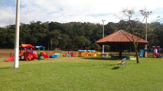Parque Represa Dr. Jovino Silveira: Playground