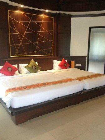 Golden Beach Resort: rummet