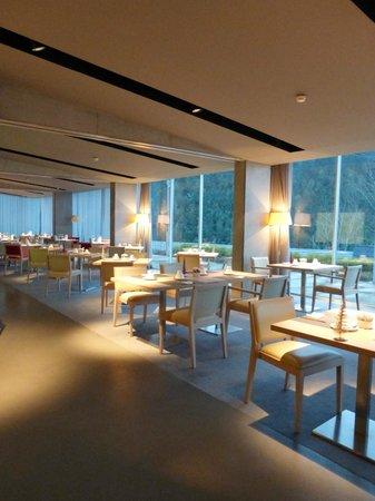 Rio Douro Hotel & Spa : Comedor con vistas al exterior
