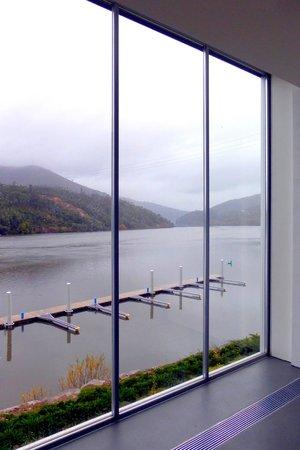 Rio Douro Hotel & Spa : Panorámica del río Douro