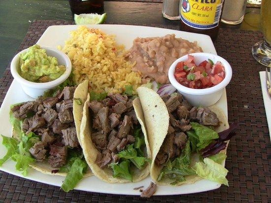Karen's Place: Tacos de Carne