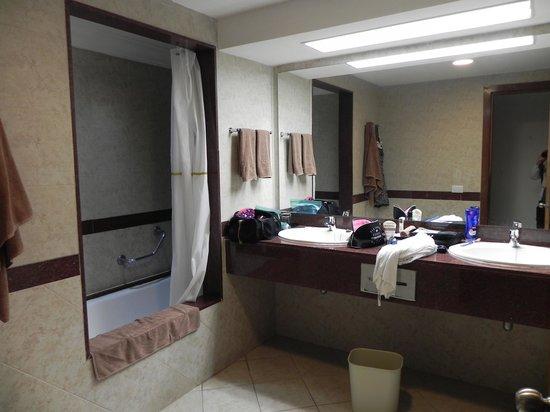 ClubHotel RIU Jalisco: Master bath