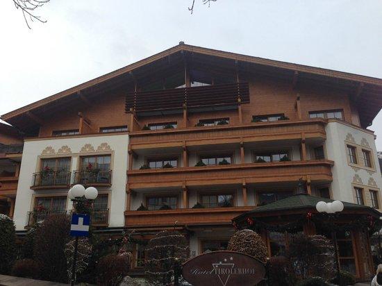 Hotel Tirolerhof: Hotel Front