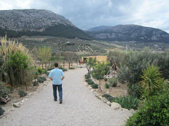 Cortijo Los Lobos: Unbelievable views!