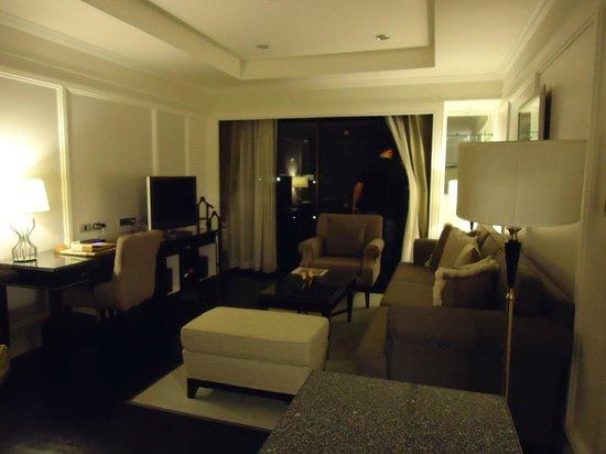 Cape House, Bangkok: feels like and NYC apt