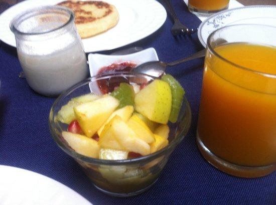 MonRiad : Ricca colazione