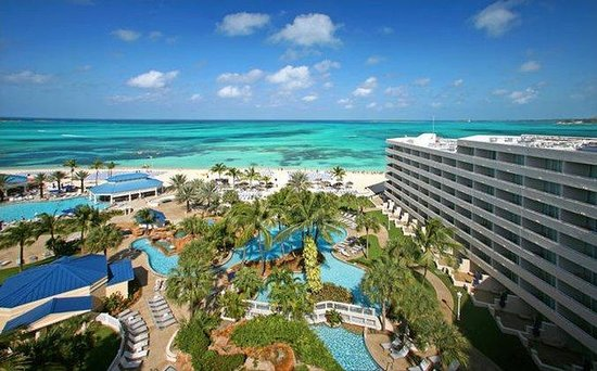 Melia Nassau Beach Resort Photo