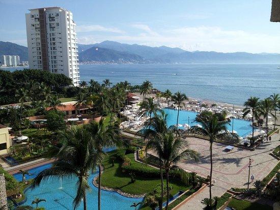 Casa Magna Marriott Puerto Vallarta Resort & Spa: Ocean view room.