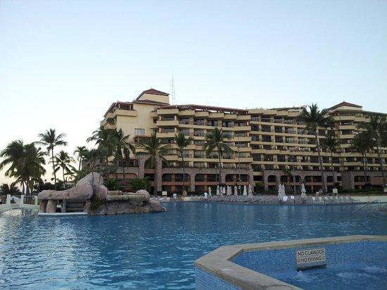 Casa Magna Marriott Puerto Vallarta Resort & Spa: Hotel view