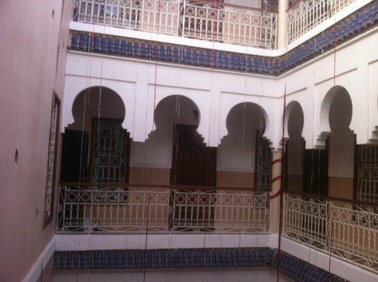 MonRiad : il patio