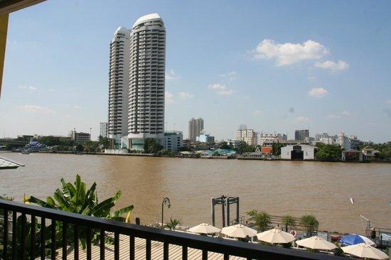 Navalai River Resort: zicht op de rivier