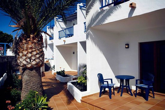 Apartamentos Isla de Lobos : The apartment building