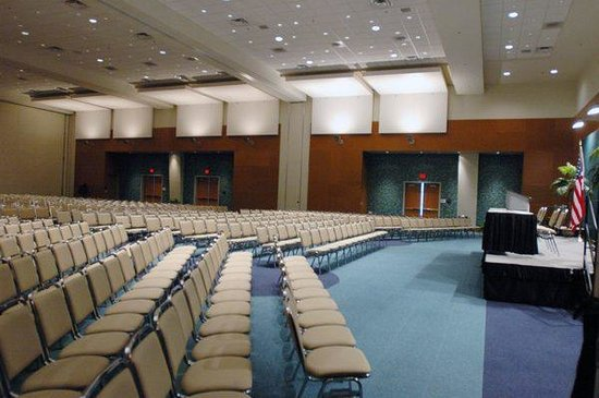 The Wildwoods Convention Center has 20,000 square feet of ballroom and meeting space! For more i