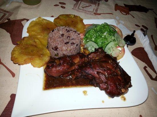 Sabor Latino Bistro Restaurant: Un excelente Rice & Beans