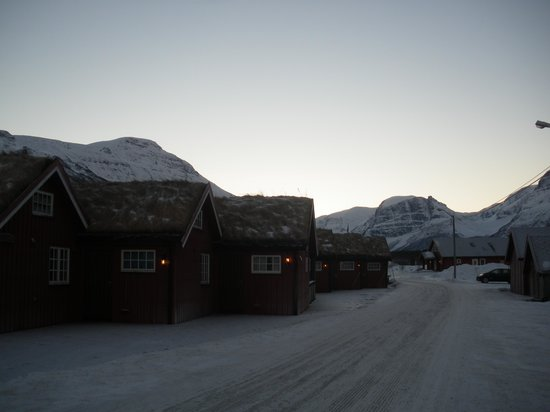 Manndalen Sjoebuer: Cottage