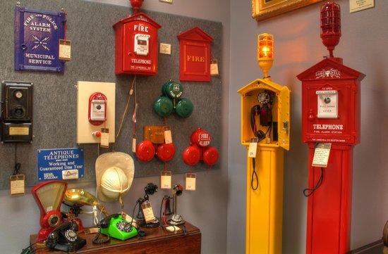 Solvang Antiques: Antique Telephones
