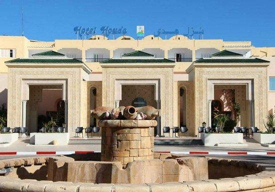 Houda Golf and Beach Club: Фасад