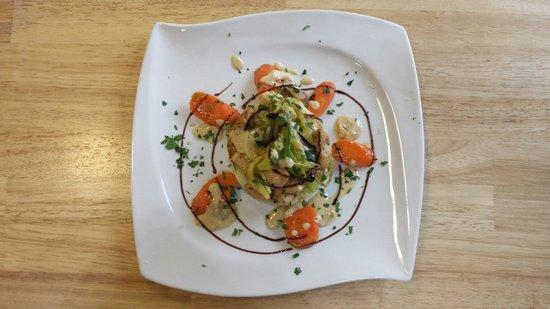 Deeneo : Salade d'hareng