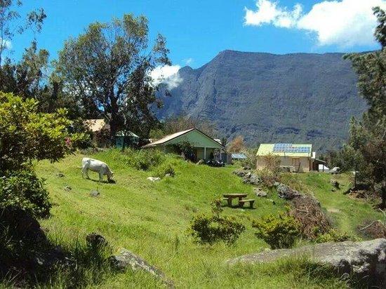Mafate, Ilhas Reunião: La boulangerie de la Nouvelle