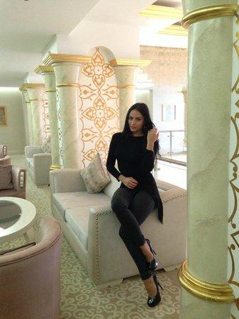 2 Floor Picture Of Qafqaz Sport Hotel Qabala Tripadvisor