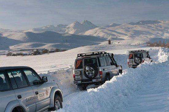 อาร์เมเนีย: Aragats Mountain