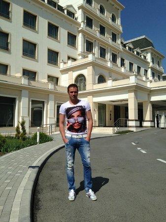 Outside Picture Of Qafqaz Sport Hotel Qabala Tripadvisor