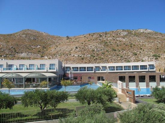 Michelangelo Resort and Spa : Вид на главный корпус