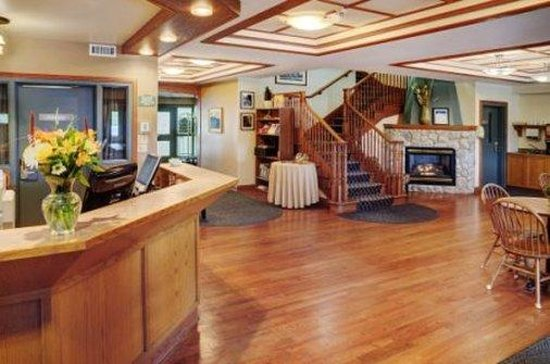 Coastal Inn Halifax : Lobby