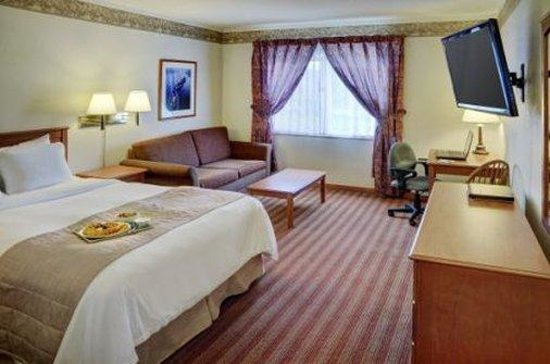 Coastal Inn Halifax : Business Class Guestroom