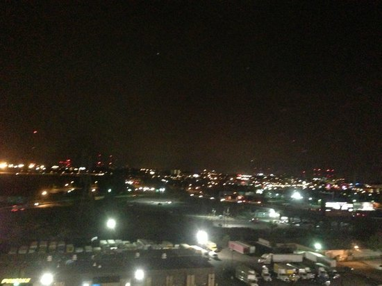 Meadowlands View Hotel : view from room