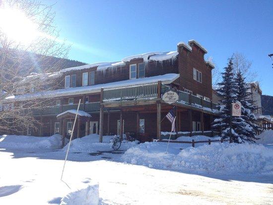 Inn at Crested Butte: The beautiful INN!