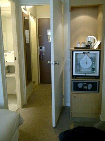 Novotel Atria Nimes Centre : Double porte