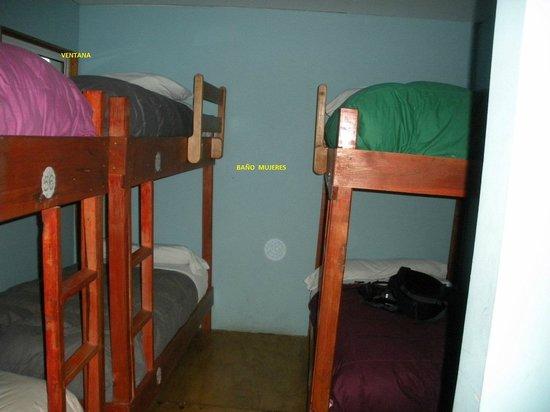 Refugio Torre Central-Torres del Paine: Habitación N° 10