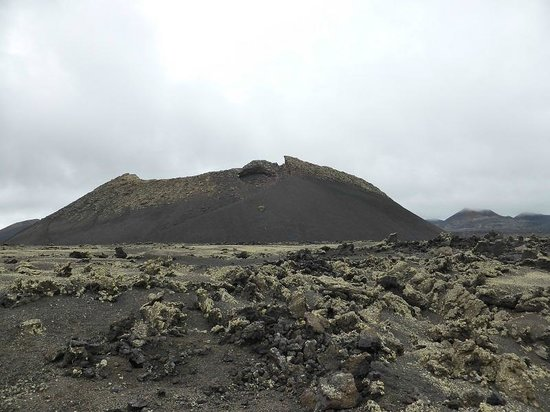 Raven's Volcano: Volcán del Cuervo