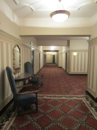 Arlington Resort Hotel & Spa: Hall