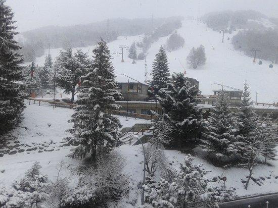 Hotel Tuc Blanc: Vistas desde la habitación
