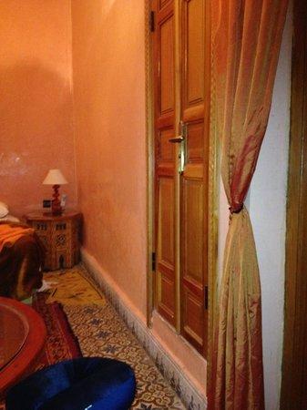 Riad Zayane Atlas : Inside our room