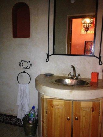 Riad Zayane Atlas : Bathroom