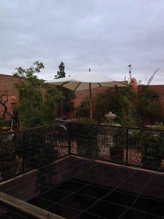 Riad Zayane Atlas : Roof Terrace