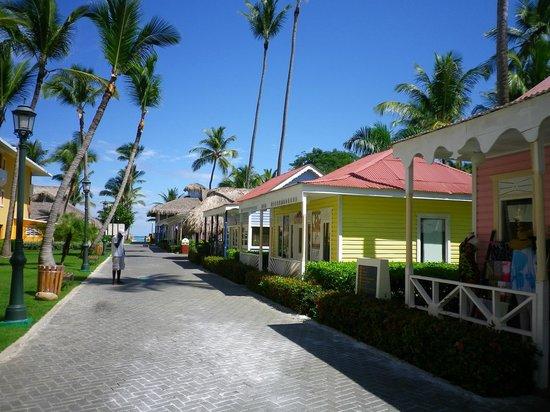 Iberostar Punta Cana : Le site, boutiques, spa, gym