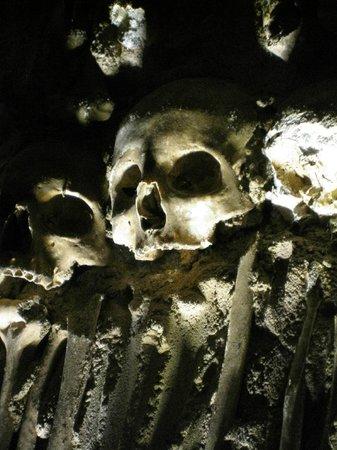 Capela dos Ossos: Caveirinha
