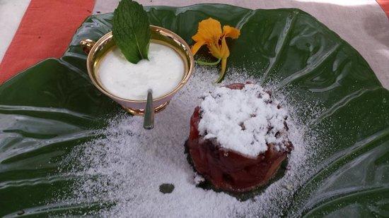 Restaurante Lá