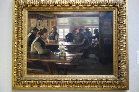 Philadelphia Museum of Art: Danish: P.S. Krøyer