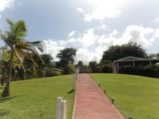 Comfort Cottages: Walk View