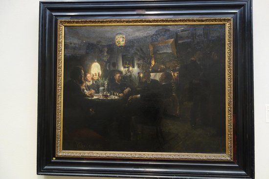 Philadelphia Museum of Art: Danist: Viggo Johansen