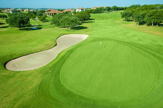 Lakeway Resort and Spa: Golf