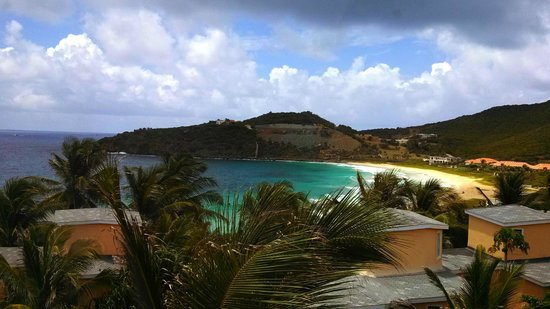 Guana Bay Beach Villas: Room with a view
