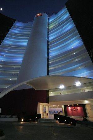 Bel Air Boutique Residence Mazatlan : Front View Hotel