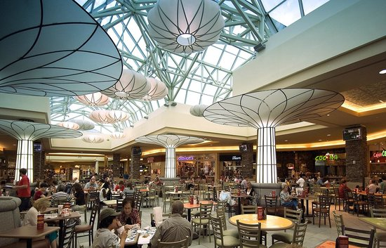 Coolsprings Galleria Food Court Picture Of Cool Springs