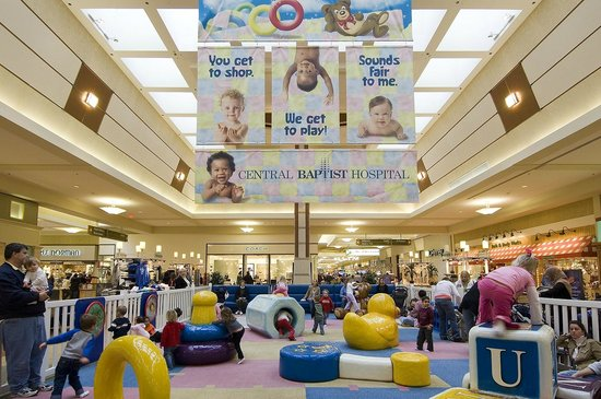 Fayette Mall Play Area